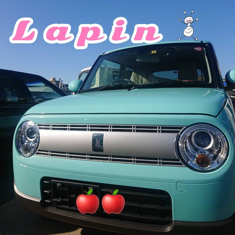 スズキ ラパン「スーパー乗るだけセット」のことなら茨城県ひたちなか市のアップル新車館勝田店にお任せください